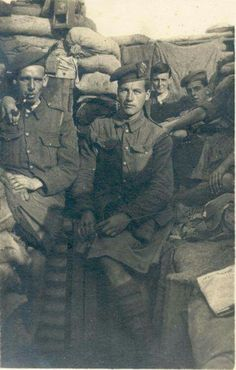 WW1 - 9th Royal Scots , Western Front