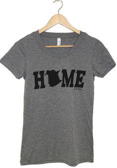 New Brunswick HOME T-shirt