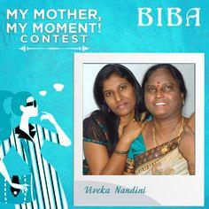 Viveka Nandini #MyMotherMyMoment #Contest