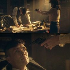 Tommy Shelby & Aunt Polly | Peaky Blinders