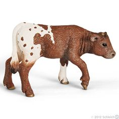Texas Longhorn Calf 13684 Item Page - Schleich Toys Animals Website