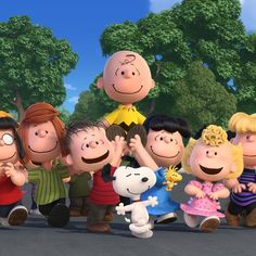 'The Peanuts Movie' brings Snoopy, Charlie Brown and the gang back to theaters after 35 years