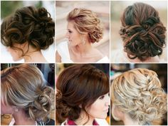 I love these!!  Trend Alert: Creative and Elegant Wedding Hairstyles for Long Hair