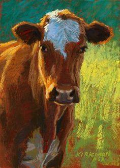 """MacKenzie"" - Original Fine Art for Sale - © Rita Kirkman"