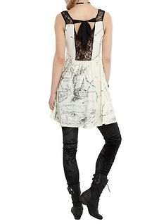 Hot Topic Penny Dreadful Fashion Collection