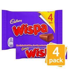 Original Cadbury Wispa Chocolate Bar Pack Imported From The UK England Cadbury Flake, Cadbury Crunchie, Flake Chocolate, Cadbury Dairy Milk Chocolate, Terry's Chocolate Orange