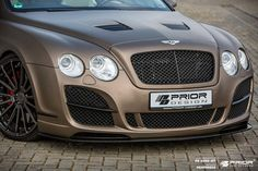 PD Aerodynamic-Kit for BENTLEY Continental GT/GTC | PRIOR-DESIGN Exclusive Tuning