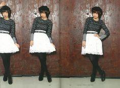 AKB48,SKE48,NMB48,HKT48【おしゃれ総選挙!/Fashion Book】 - voz_48 (20).jpg - Minus