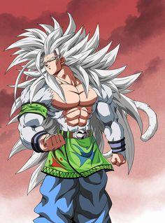 Goku Super 5 by PhantomStudio-Tommy on DeviantArt Dragon Ball Gt, Dragon Ball Image, Goku Super, Broly Ssj4, Anime Naruto, Dbz Characters, Anime Kawaii, Character Art, Fan Art