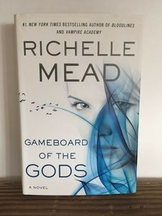 Gameboard of the Gods by Richelle Mead Hardcover). Shipped with USPS Media Mail. Ya Novels, Fiction Novels, Morganville Vampires, Dresden Files, Vampire Series, Deal With The Devil, American Gods, Vampire Academy, Mead