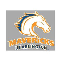 CDI® Mavericks UT Arlington Decal