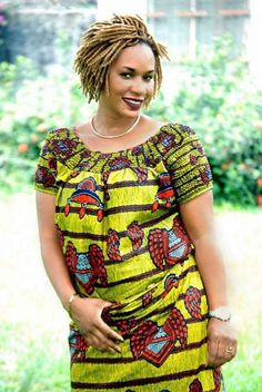 Latest African Fashion Dresses, African Print Dresses, African Print Fashion, African Dress, African Attire, African Wear, African Women, Nigerian Outfits, African Blouses