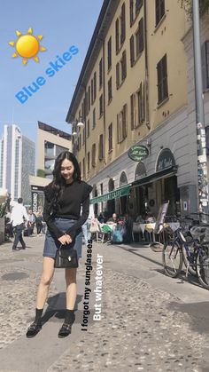 The Jung Sisters are in Milan!