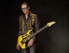 Andrew Eldritch, Steve Vai, Warfare, Larry, Punk, Hero, Passion, Photography, Style