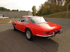 1967 Ferrari 330GTC -