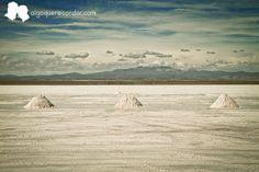 Montañas de sal