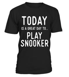 """# Great Snooker T Shirts. Gifts for Players Play Snooker Today .  Special Offer, not available in shops      Comes in a variety of styles and colours      Buy yours now before it is too late!      Secured payment via Visa / Mastercard / Amex / PayPal      How to place an order            Choose the model from the drop-down menu      Click on """"Buy it now""""      Choose the size and the quantity      Add your delivery address and bank details      And that's it!      Tags: Gifts shirts for…"""