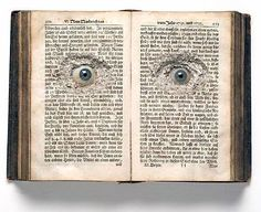 Book sculpture by Hubertus Gojowczyk entitled Latest News from the Year 1732 and 1733