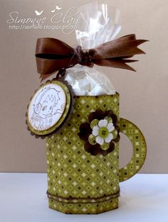 Paper Coffee Cup Gift