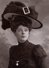 Costume Diaries: Adventures in hat making: Edwardian hat, part 9