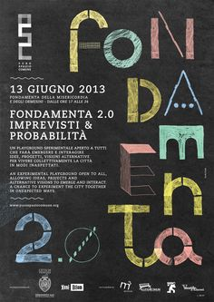 Studio Fludd / Fondamenta 2.0