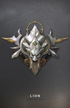 徽章|UI|游戏UI|JenkinsJoo - 原创作品 - 站酷 (ZCOOL) Magia Elemental, Game Logo Design, Dungeons And Dragons Homebrew, 3d Cnc, Game Props, Mascot Design, Professional Logo Design, How To Make Logo, Game Icon