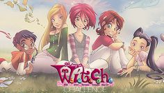w.i.t.c.h I used to love this show