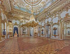 Liechenstein City Palace - Vienna, Austria