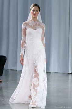 Monique Lhuillier Kayla  Wedding Dress on Sale 50% Off