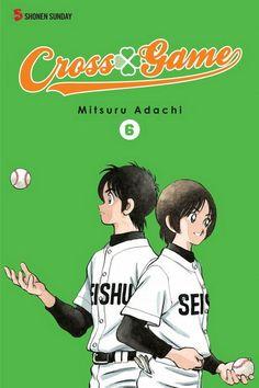 Cross Game, by Mitsuru Adachi