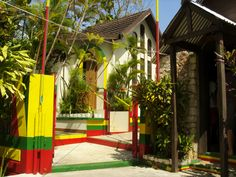Bob Marley: Today, thousands pay homage to Marley by visiting the mausoleum where he rests near his childhood home in Saint Ann. Reggae Style, Reggae Music, Bob Marley, Jamaica Holidays, Marley Family, Vacation List, Robert Nesta, Nesta Marley, Famous Graves