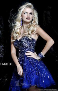 Sherri Hill 8524 by Sherri Hill