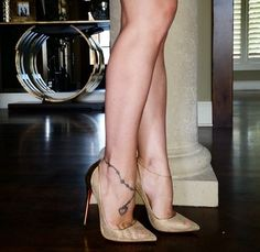 edd4c07cb6b Christian Louboutin Heels are not made for comfort.