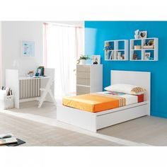 Convertable Baby Kid White Sand Gloss Cot Voyager By Pali From With Beep Drawers Converts To Bed Writing Desk Bookcases Bedside Cabinet
