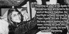 Margaret Hamilton - APOLLO 11