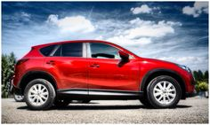 Mazda CX-5  ...The car I wish I was buying this month.