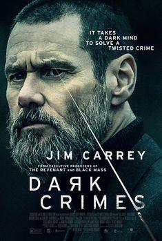 Dark Crimes - movie poster: https://teaser-trailer.com/movie/true-crime/ #DarkCrimes #DarkCrimesMovie #JimCarrey