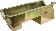 Proform Small Block Ford 7 qt Street Engine Oil Pan P/N steel Ford Mustang Parts, Shoe Rack, Birds, Mustangs, Storage, Fitness, Oil, Accessories, Purse Storage