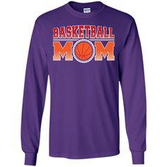 Basketball Mom Mother Sports Basketball Player Games T-Shirt
