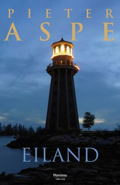 Eiland by Pieter Aspe (Belgian author - series)