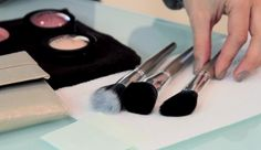 Watch  Learn: Contour  Highlight with #Sephora Collection Flatter Yourself Contouring Brush Set #videos #contouring