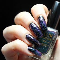 BunnyTailNails: Edgy by F.U.N Lacquer Birthday 2015 Collection