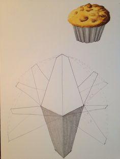 Gift-Box banana muffin