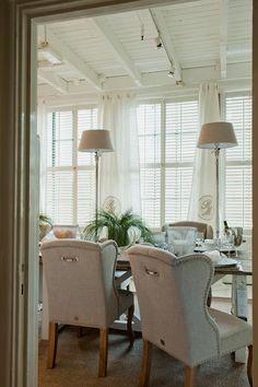 Riviera Maison- Love those chairs!