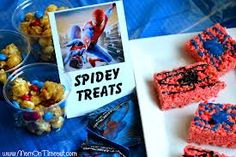 spiderman birthday party ideas - Google Search