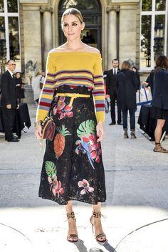 Olivia Palermo's Fall Street Style | POPSUGAR Fashion