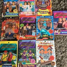 Sea Shark, Mary Kate Ashley, The Encounter, Dog Show, Mystery, Elephant, Baseball Cards, Adventure, Dogs