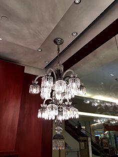 Saint Louis chandeliers Saint Louis Crystal, St Louis, Chandeliers, Saints, Ceiling Lights, Crystals, Lighting, Home Decor, Transitional Chandeliers