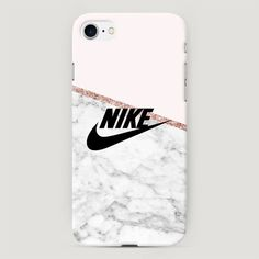 Nike Phone Case. This case is made of hard plastic. We have full wrap 3-D print, so all the sides and edges of the phone are also printed. Print does not disappear and does not fade. *We can make this case of TPU silicone as well. It is soft, but durable. Please choose the material in your order.