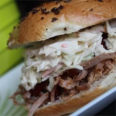 Philadelphia Style Roast Pork Sandwiches Recipe - Allrecipes.com